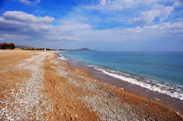 Rhodos Stranden