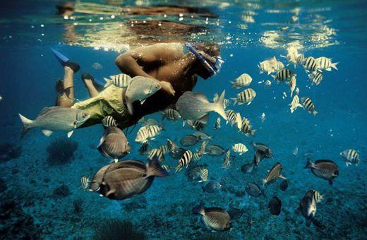Snorkelen Rhodos