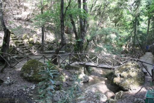 Vlindervallei Rhodos